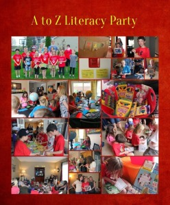 A to Z Party